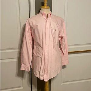 """Ralph Lauren """"Yarmouth"""" dress shirt. Size 16/33"""